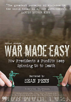 DVD:WAR MADE EASY - NEW Region 2 UK