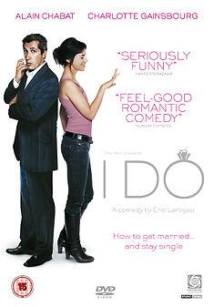I DO - DVD - REGION 2 UK