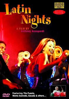 LATIN NIGHTS - DVD - REGION 2 UK