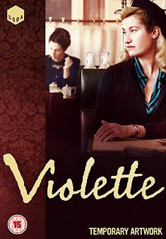 DVD:VIOLETTE - NEW Region 2 UK