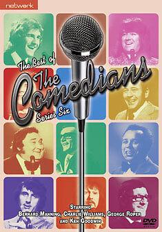 DVD:THE COMEDIANS - SERIES 6 - NEW Region 2 UK