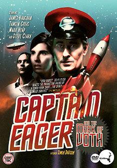 CAPTAIN EAGER - DVD - REGION 2 UK