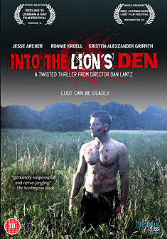 INTO THE LIONS DEN - DVD - REGION 2 UK