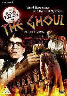 DVD:THE GHOUL - NEW Region 2 UK