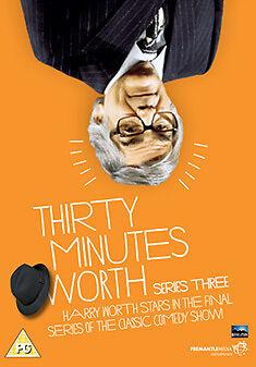 DVD:THIRTY MINUTES WORTH - SERIES 3 - NEW Region 2 UK