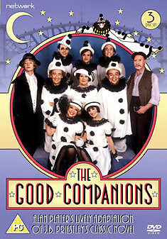 DVD:THE GOOD COMPANIONS - THE COMPLETE SERIES - NEW Region 2 UK