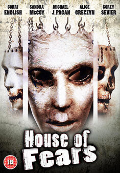 HOUSE OF FEARS - DVD - REGION 2 UK