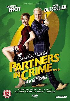 PARTNERS IN CRIME - DVD - REGION 2 UK
