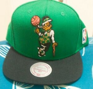 boston celtics snapback xl logo hat
