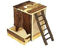 Hamster/degu/Rat/mouse burrow bed