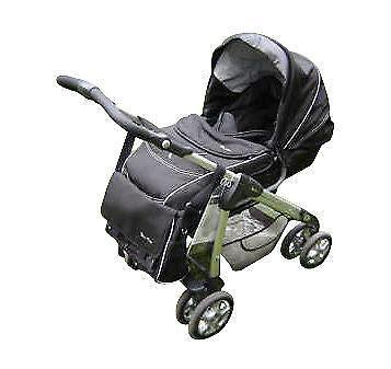 Silver Cross Linear Freeway Pushchair Ebay