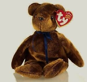 Ted-E the Bear Ty Beanie Baby stuffed animal Kitchener / Waterloo Kitchener Area image 1