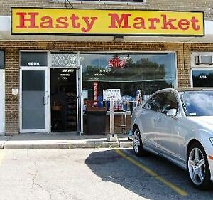 convenience store with property in Chatham-Kent