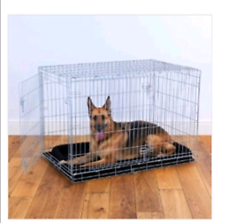 Xl dog cage and play pen