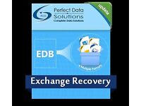 BEST EDB Conversion Software to Convert EDB to PST