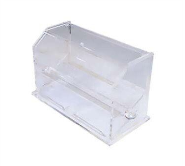 Straw Dispenser, Clear Acrylic (6 Pieces/Unit)