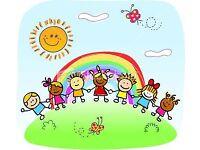 Great with children. Not registered but fully qualified. Childcare relief opportunity for summer