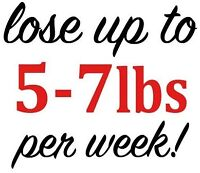 Lose 50lbs before Christmas!