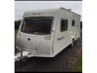BAILEY RANGER 510/4 SERIES 5 2007 4 BERTH CARAVAN
