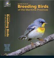 Breeding Birds of the Maritime Provinces book launch