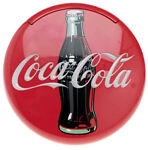 COCA-COLA LIGHT UP DISC PHONE / TELEPHONE COKE