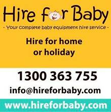 Hire for Baby Torquay Epping Whittlesea Area Preview