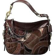 Coach Handbags Zoe Brown