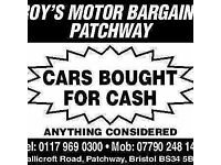 DO YOU NEED A QUICK CASH BUYER ...£100 - £2000 ...ALSO CAN COLLECT PLEASE RING 07790248144