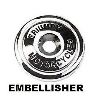 A9708353GENUINE TRIUMPH EMBELLSHER SEAT FIXING KIT