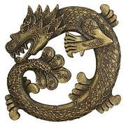 Chinese Wall Plaque