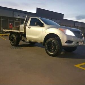 2012 Mazda BT50 Ute **12 MONTH WARRANTY** Derrimut Brimbank Area Preview