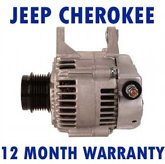 Jeep Cherokee 2.8 CRD Diesel Alternator A2942