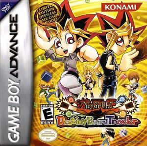 Yu-Gi-Oh ! Games for PC and GameBoy