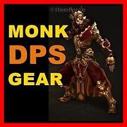 Diablo 3 Monk Set