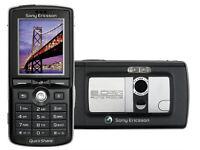 *Unlocked* Sony Ericsson K750i Camera Mobile Phone *Good Condition*