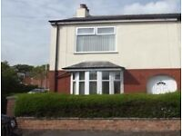 3 DOUBLE BEDROOMS 2 RECEPTION ROOMS SEMI DETACHED HOUSE, HOLMFIELD ROAD FULWOOD, PR2 8BT