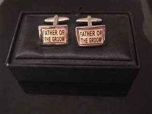 Cufflinks - Father of the Groom Wellington Point Redland Area Preview