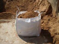 Sharp/Grit Sand Tonne Bag