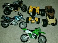 Toy bundle bikes