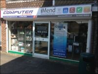 Computer Shop Manager Wanted - One Stop Computer Store - Upper Beeding