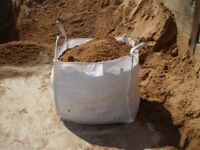 Sharp/Grit Sand Tonne Bag