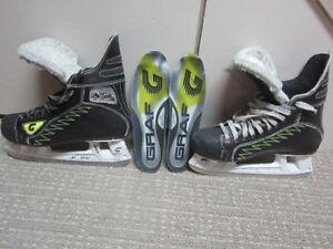 Graf Skates Supra 735 size 9