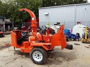 Salsco Wood Chippers