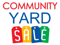 Community Garage Sale - Sharp Hill (Balzac) Sat May 26