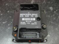 PMS ecu for Mercedes E200 W124, 0155457032, 015 545 70 32
