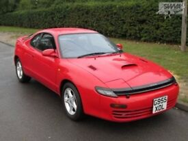 toyota celica gt4 bonnet / wings / bumper needed any condition