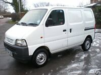 We buy Suzuki Carry/ Bedford Rascal Vans, With or without MOT