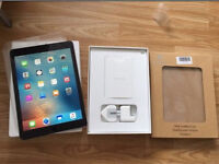 iPad Pro 9.7 new 128gb space grey wifi and cellular