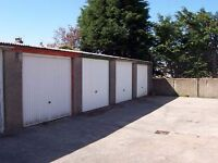 Lock up garages- storage units for rent with new roofs