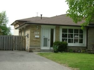 House for Rent by the Oshawa Shopping Centre